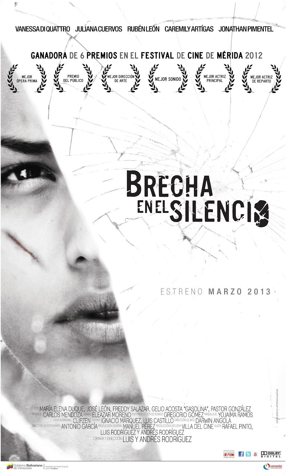плакат фильма постер Прервать молчание*