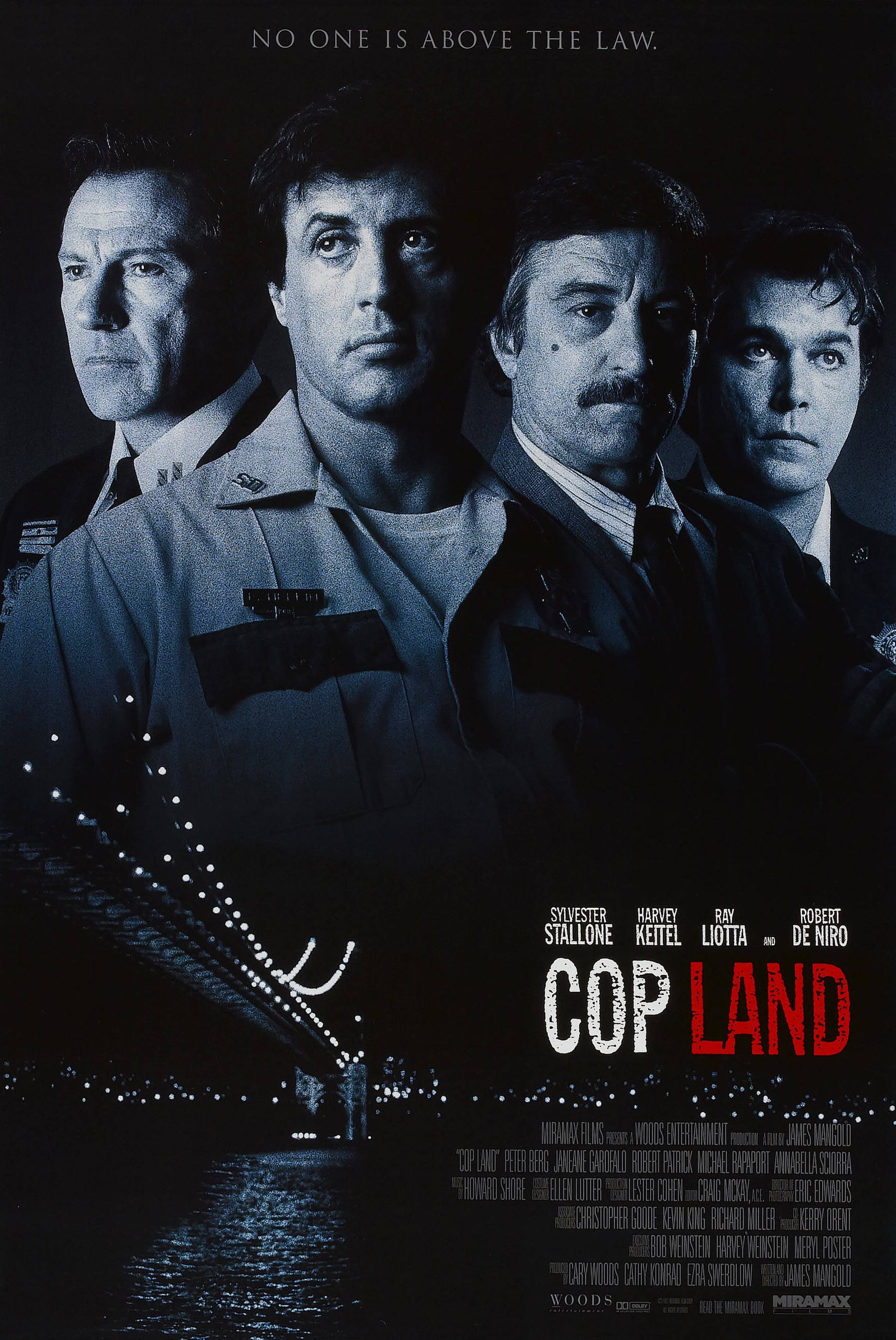 плакат фильма постер Полицейские