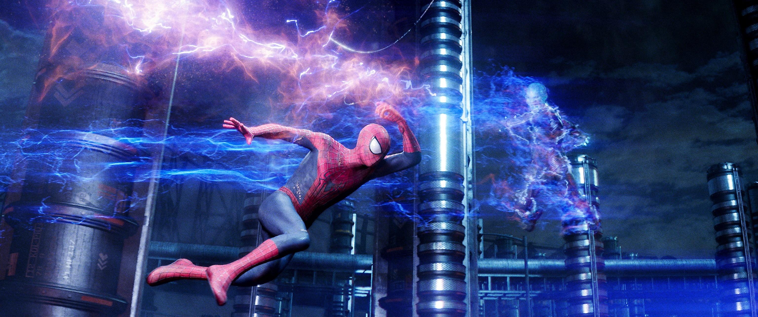 Посмотреть новый человек паук высокое напряжение 8 фотография