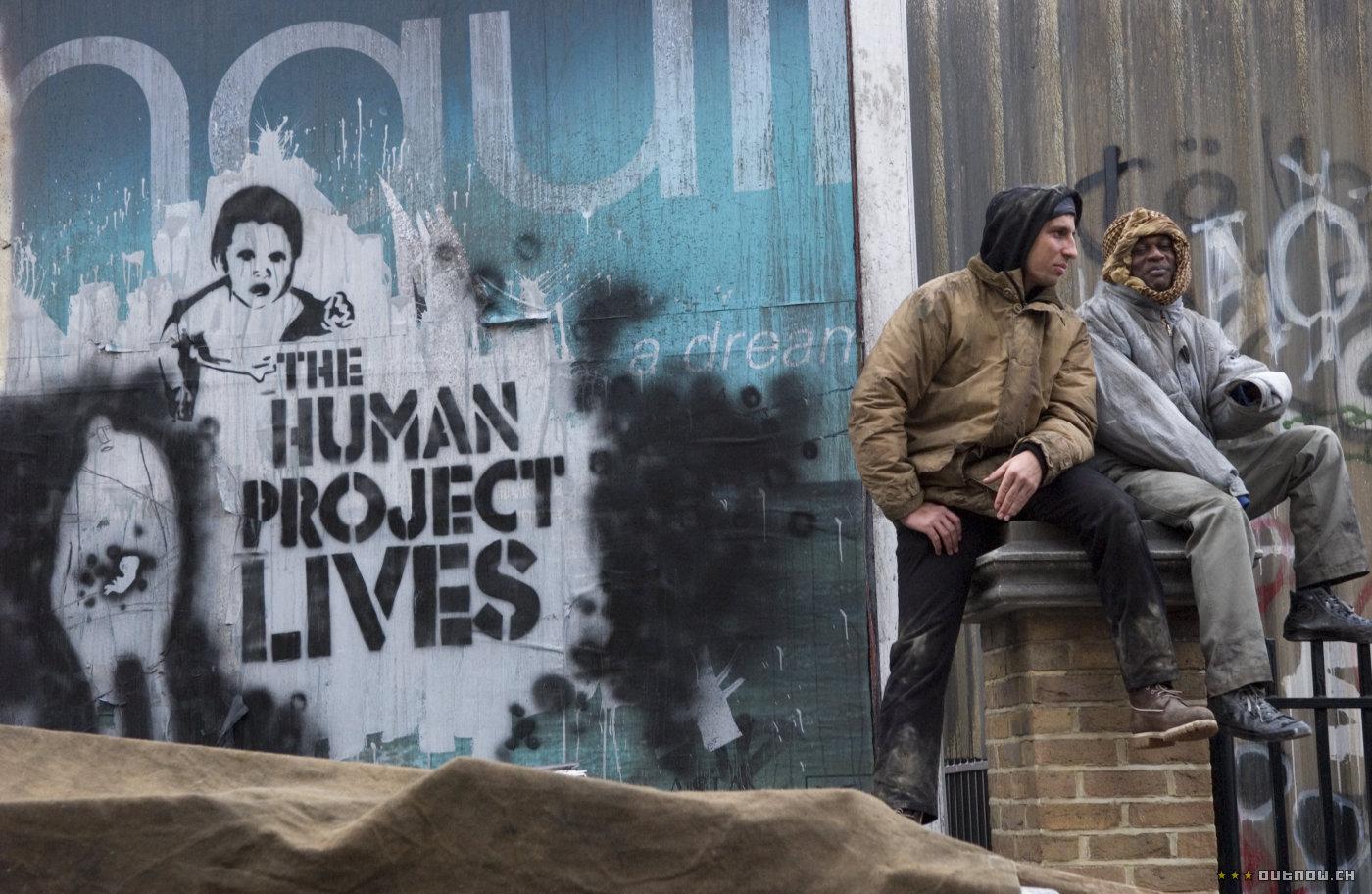 кадры из фильма Дитя человеческое