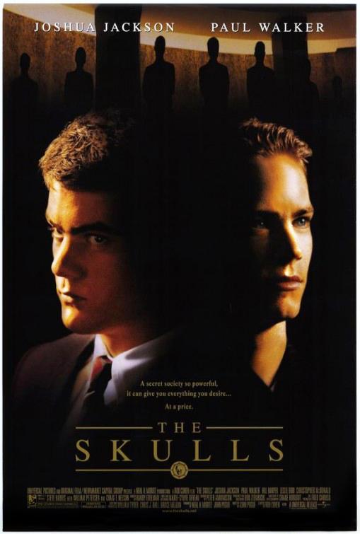 плакат фильма постер Черепа