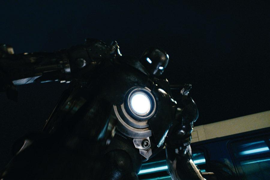 кадры из фильма Железный человек