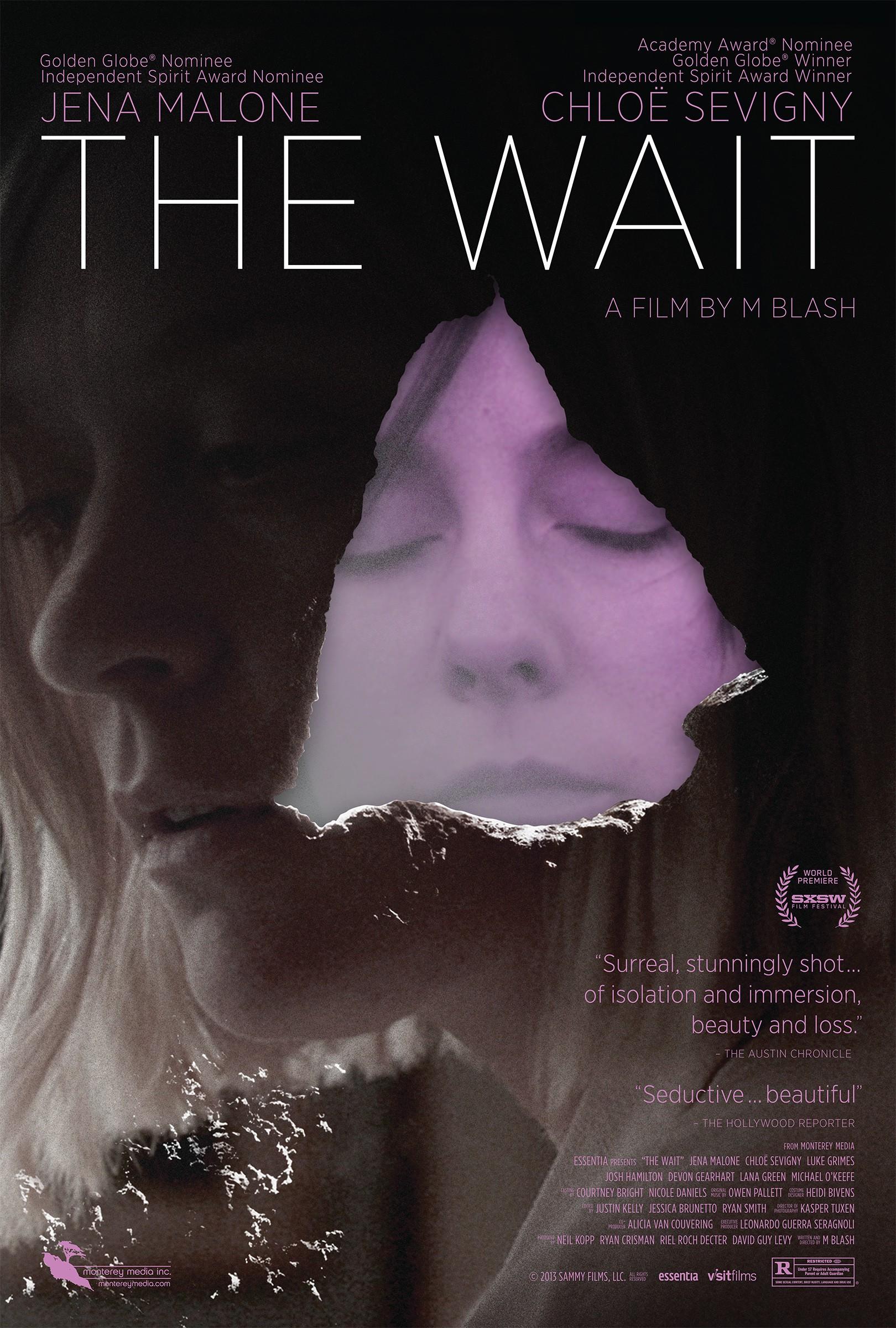 плакат фильма постер Ожидание