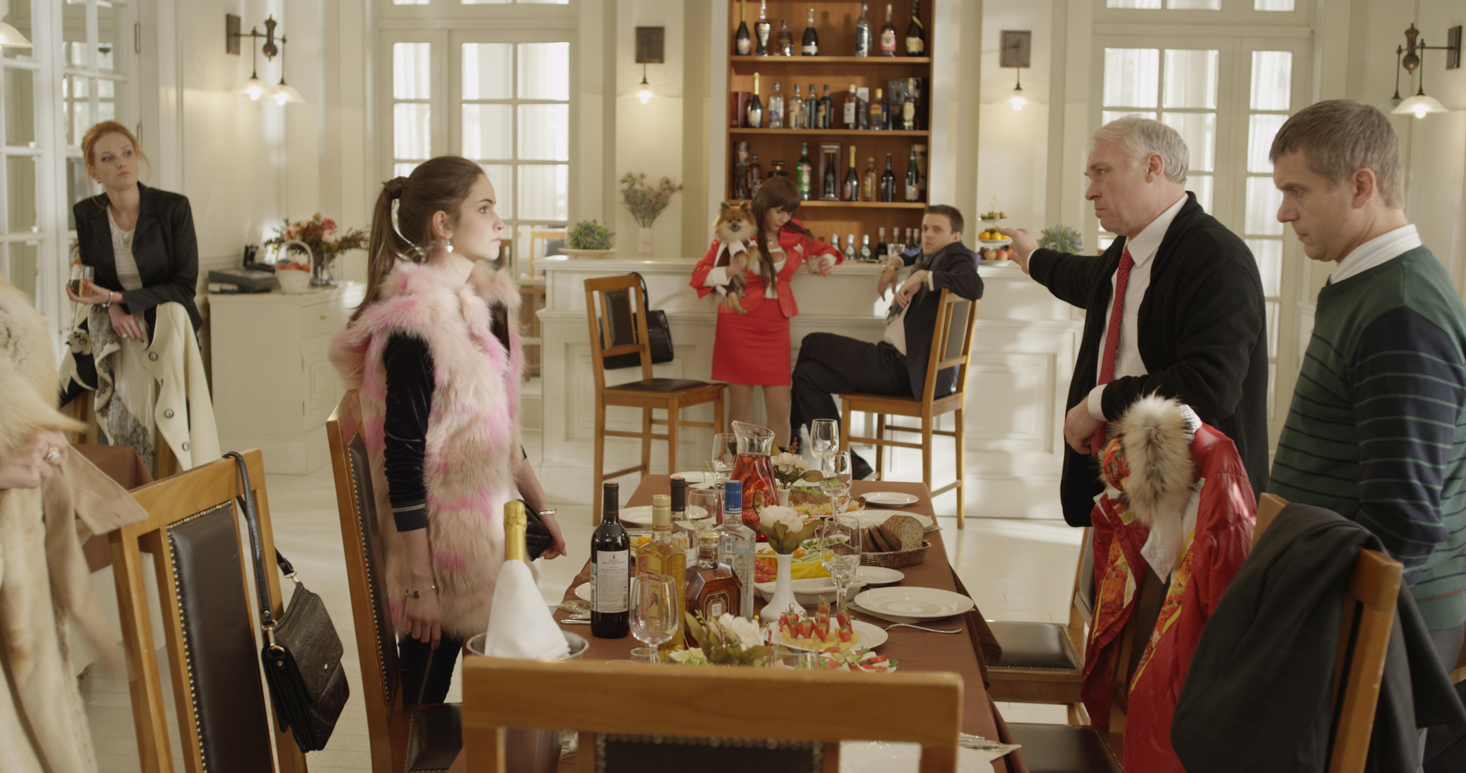 кадры из фильма День дурака