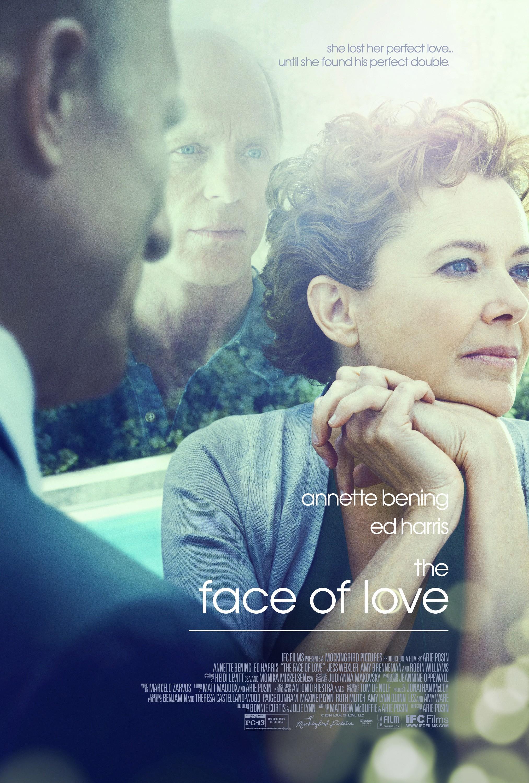 плакат фильма постер Лицо любви*
