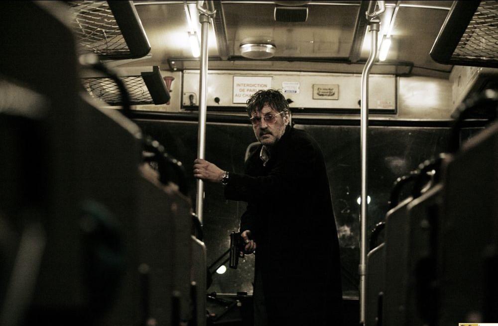 кадры из фильма Очень страшный детектив Даниэль Отой,