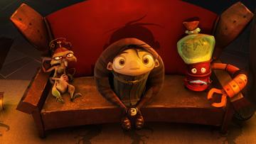 кадры из фильма Игорь