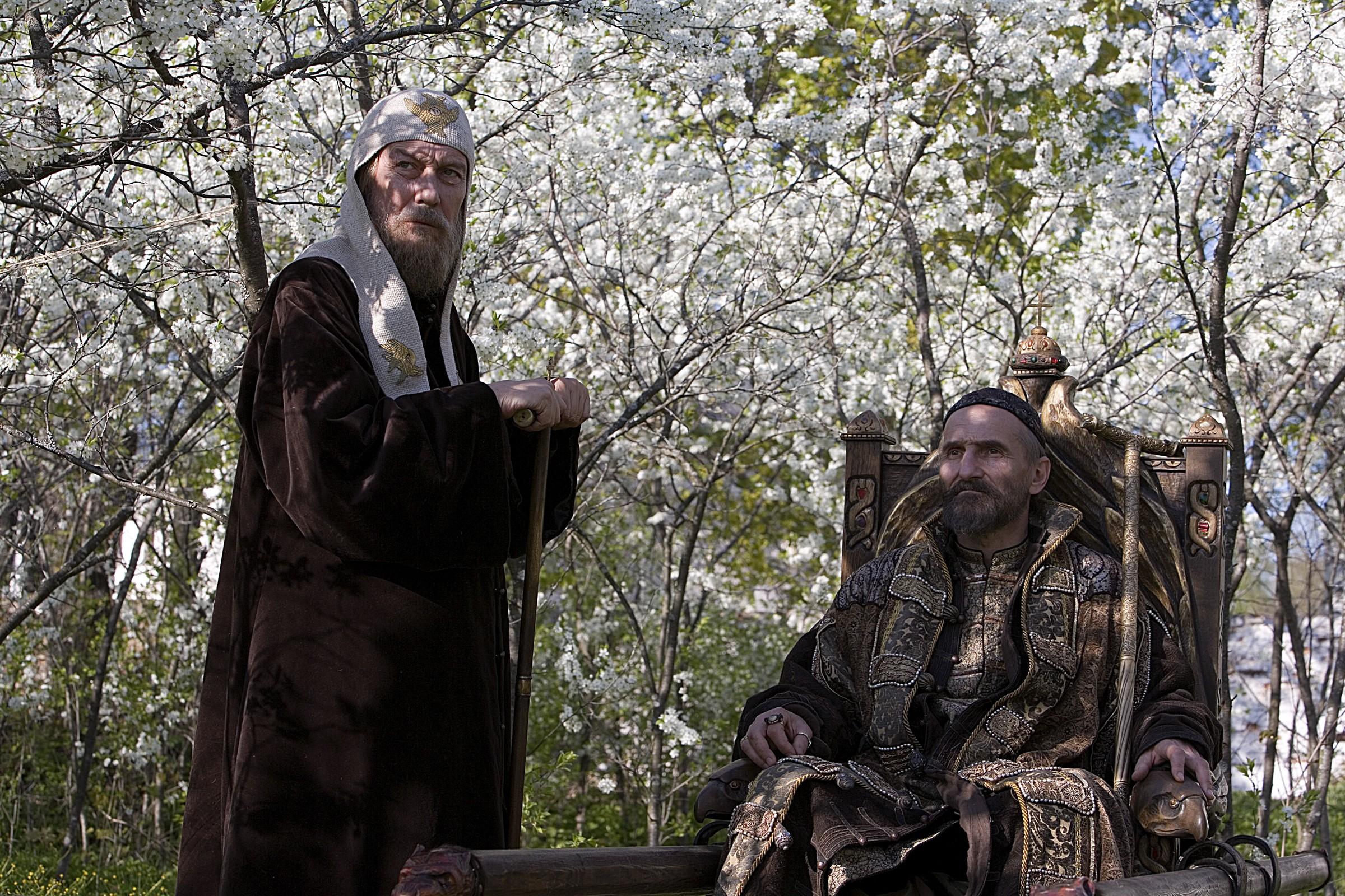 Кадр из фильма царь иван грозный - 5