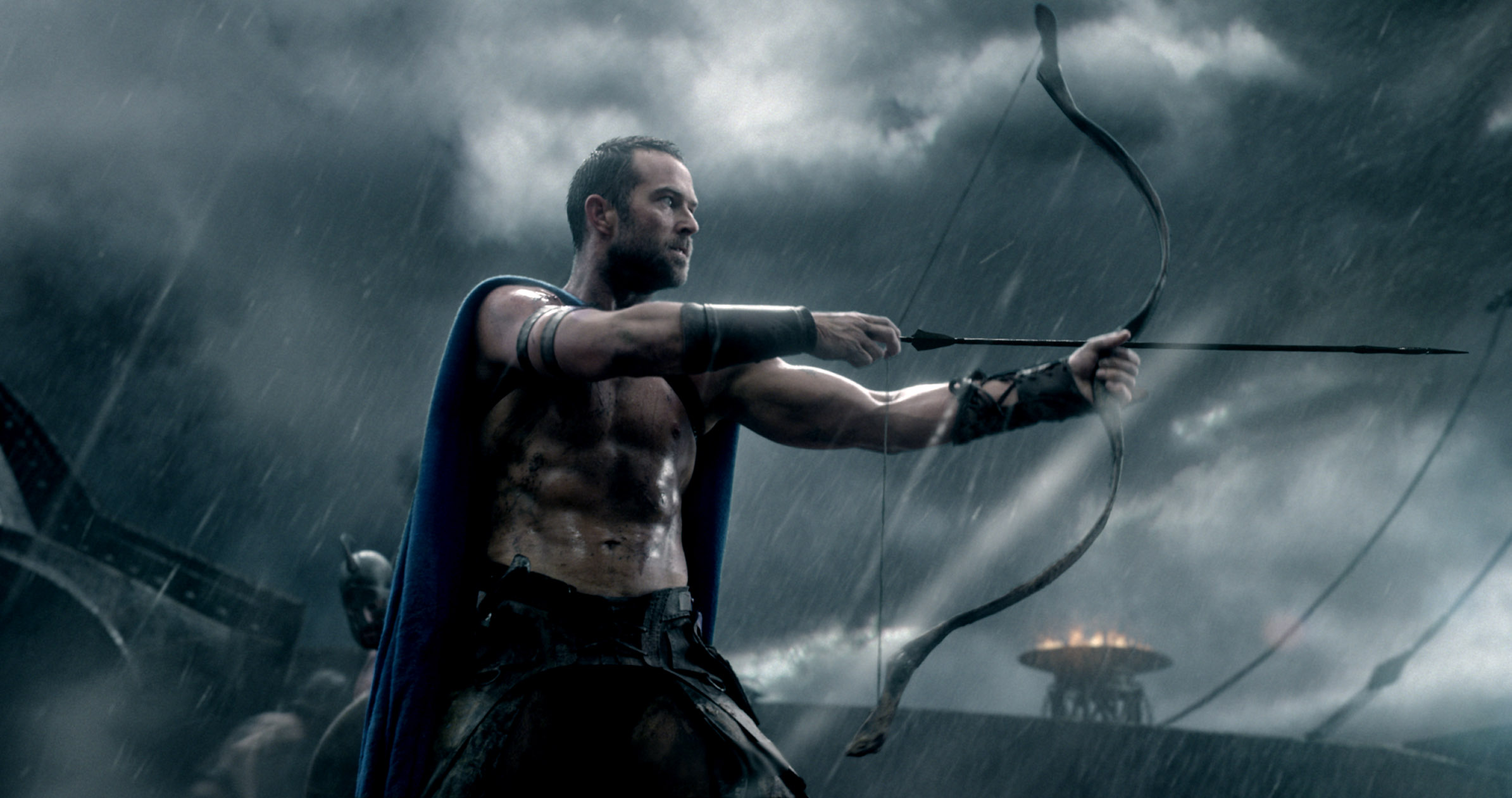 Amazoncom 300 Rise of an Empire Bluray Zack Snyder