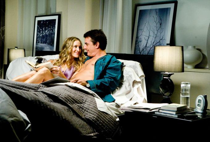 кадры из фильма Секс в большом городе Крис Нот, Сара Джессика Паркер,