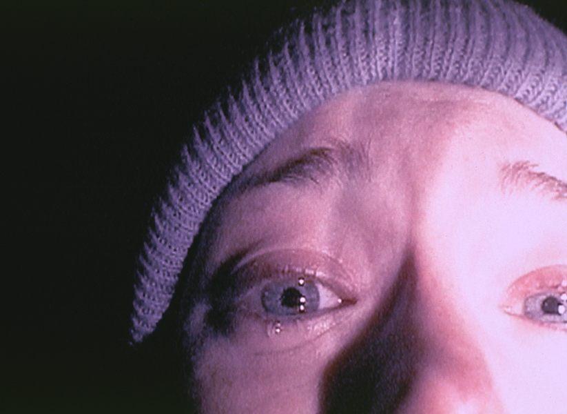 кадры из фильма Ведьма из Блэр: Курсовая с того света