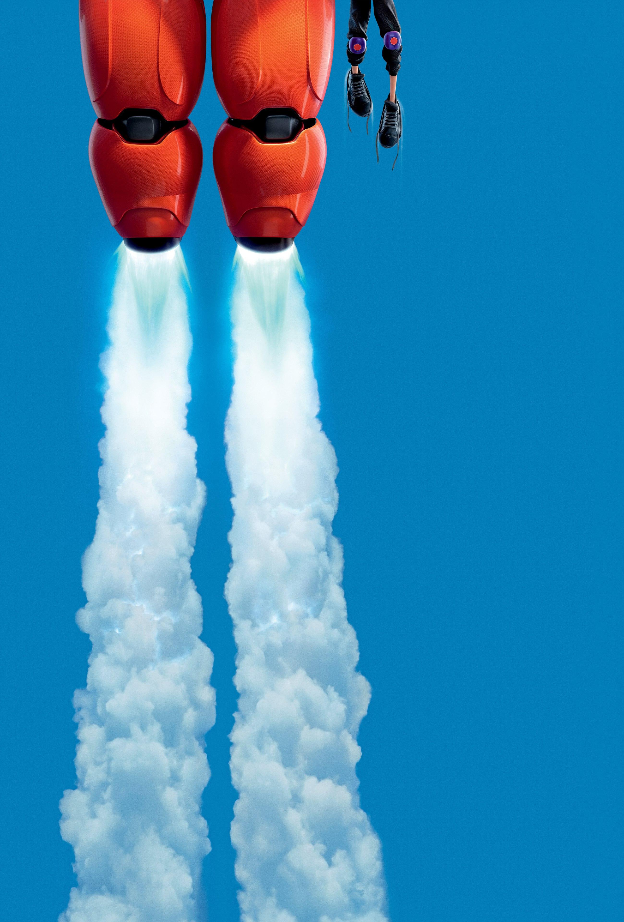 плакат фильма постер textless Город героев