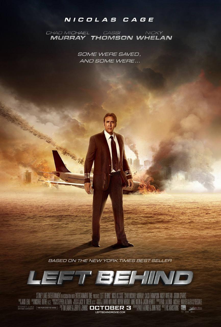 плакат фильма постер Оставленные