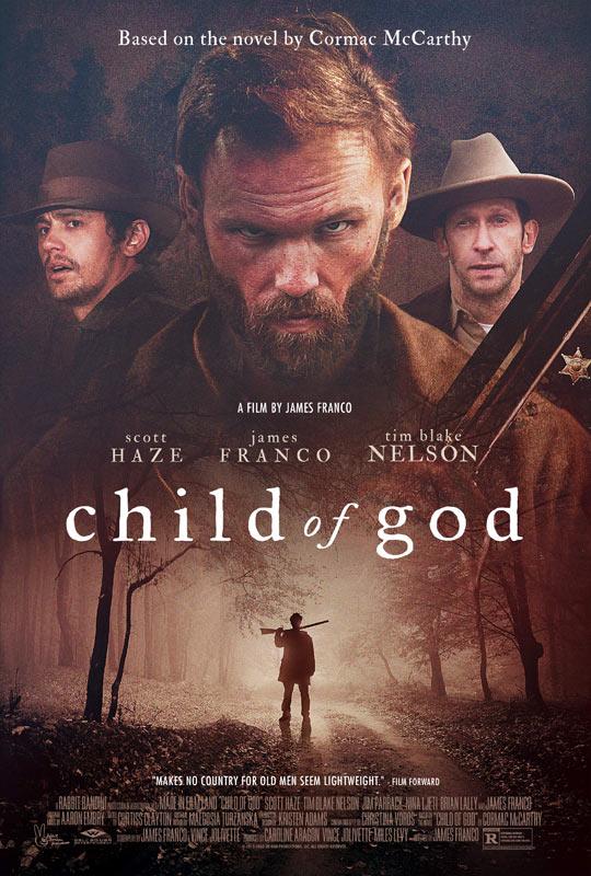 плакат фильма постер Дитя божье*