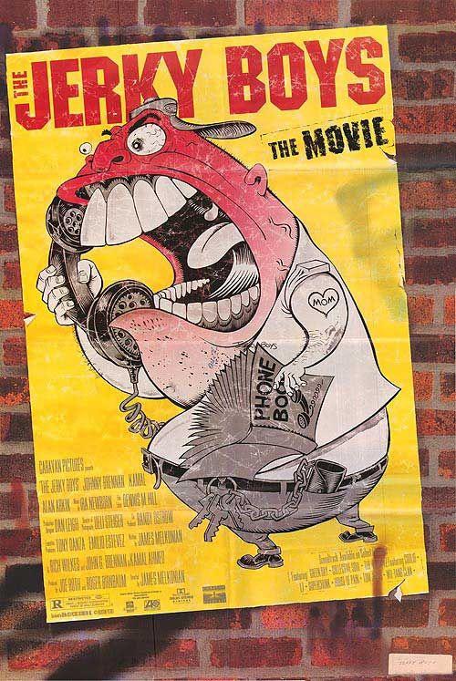 плакат фильма постер Шутники*