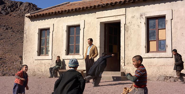 кадры из фильма Вдалеке от людей* Вигго Мортенсен,
