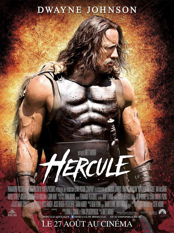 плакат фильма постер Геракл