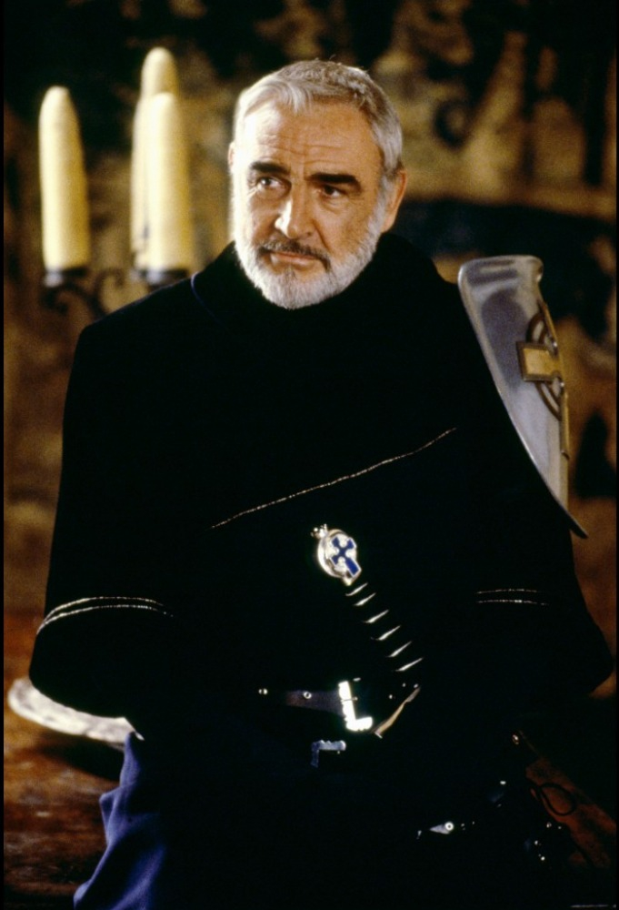 кадры из фильма Первый рыцарь Шон Коннери,