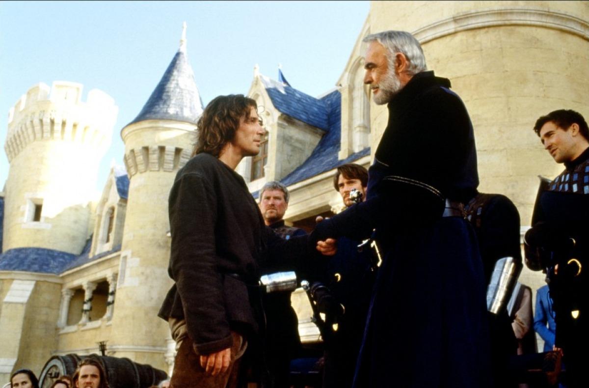 кадры из фильма Первый рыцарь Ричард Гир, Шон Коннери,