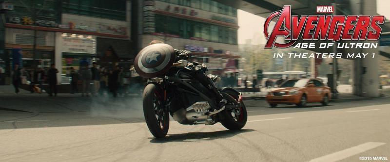 кадры из фильма Мстители: Эра Альтрона