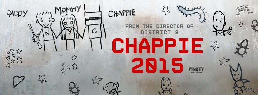 промо-слайды Робот по имени Чаппи