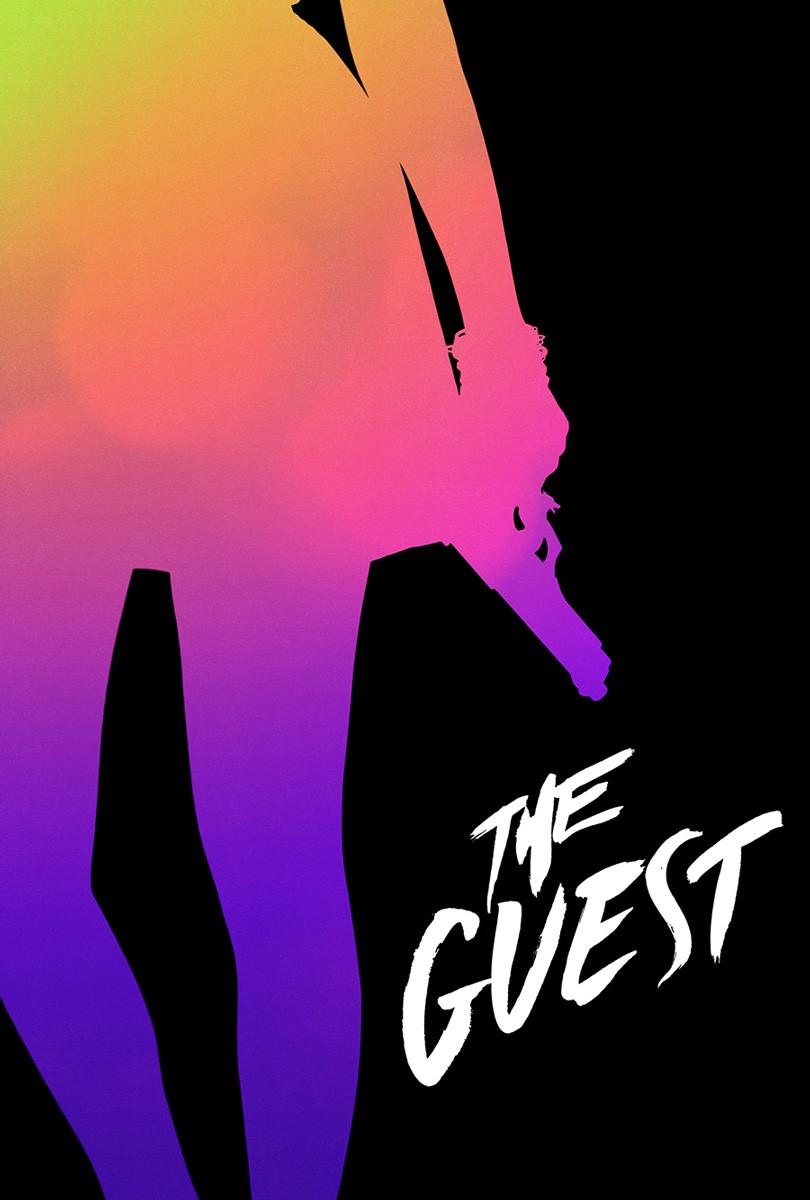плакат фильма постер Гость