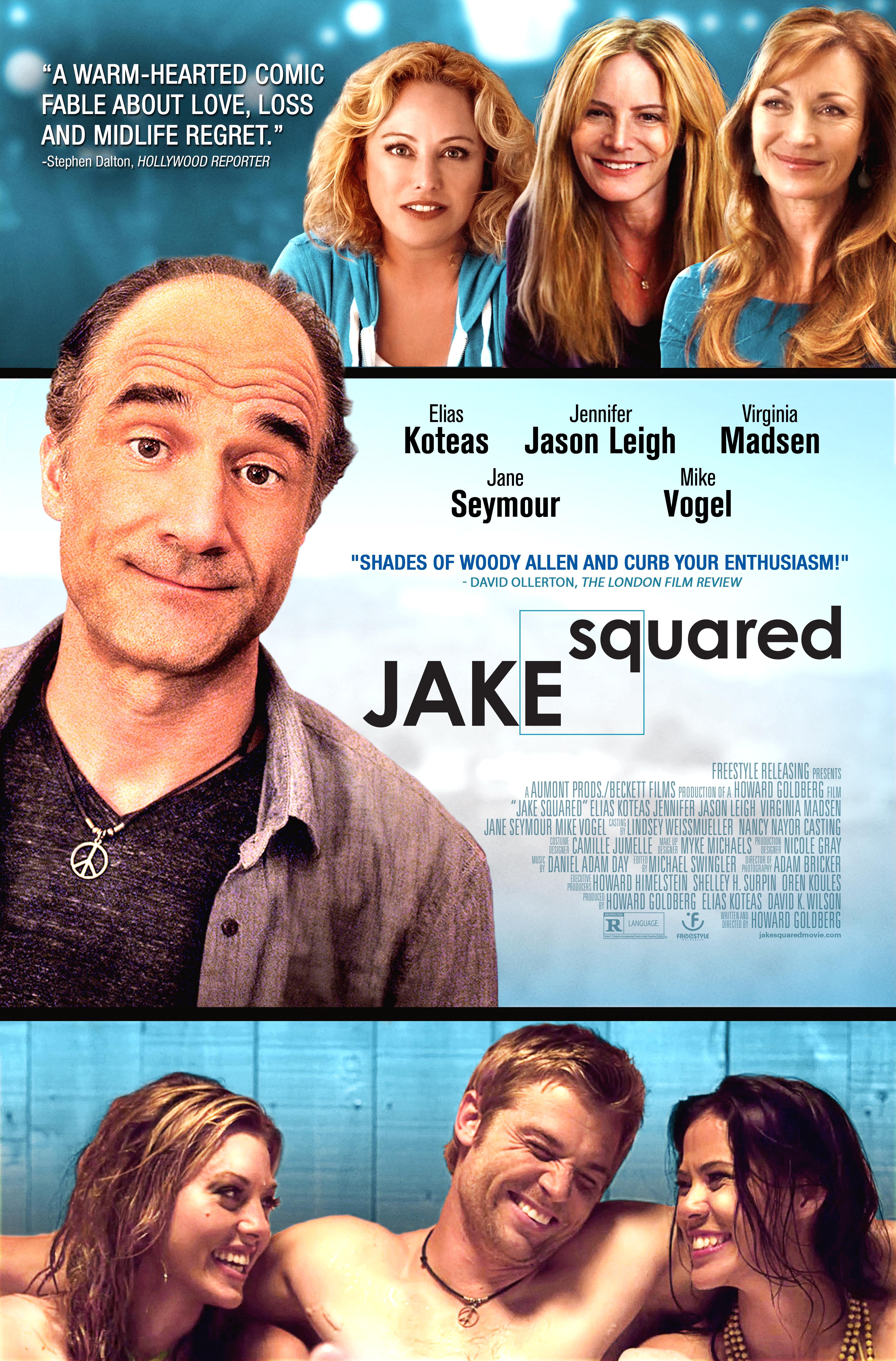 плакат фильма постер Джейк²*