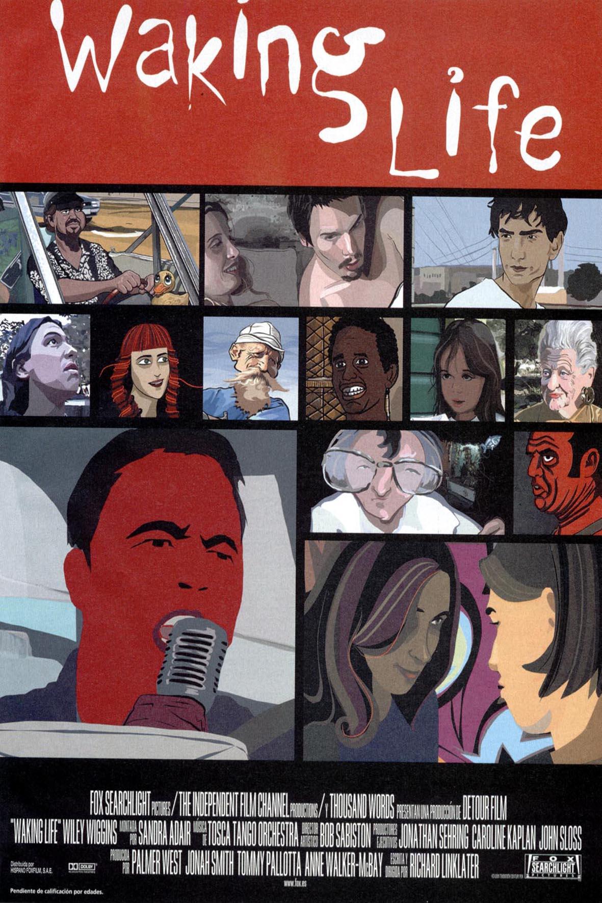 плакат фильма постер Пробуждение жизни