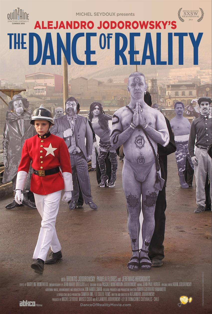 плакат фильма постер Танец реальности