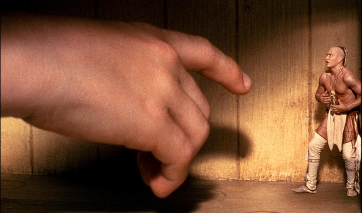 кадры из фильма Индеец в шкафу  Лайтфут,