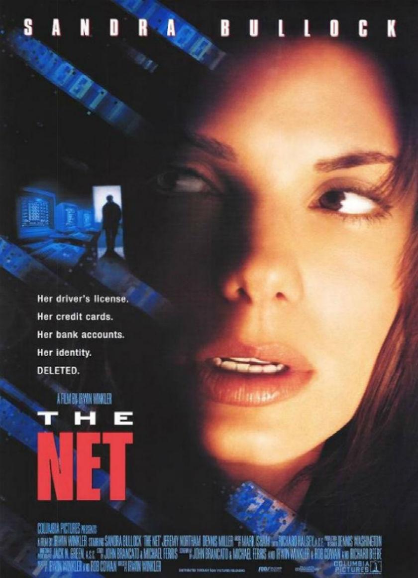 плакат фильма постер Сеть