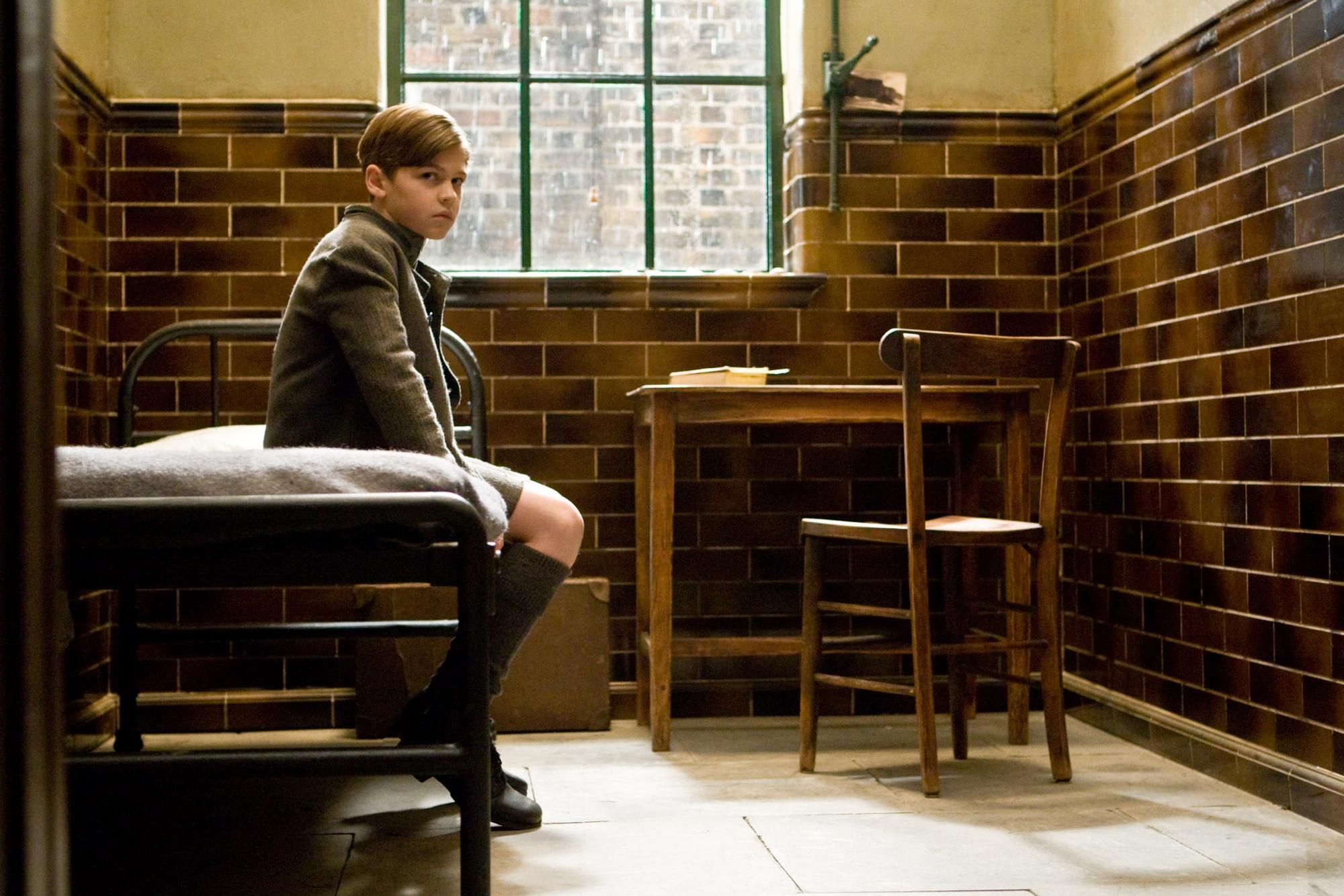 кадры из фильма Гарри Поттер и Принц-полукровка Хиро Файнс-Тиффин,