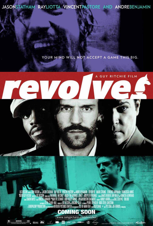 плакат фильма постер Револьвер