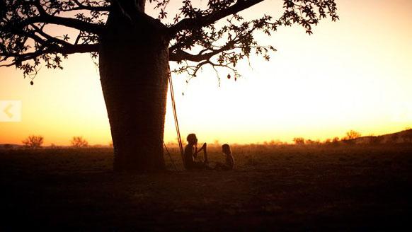 кадры из фильма Австралия