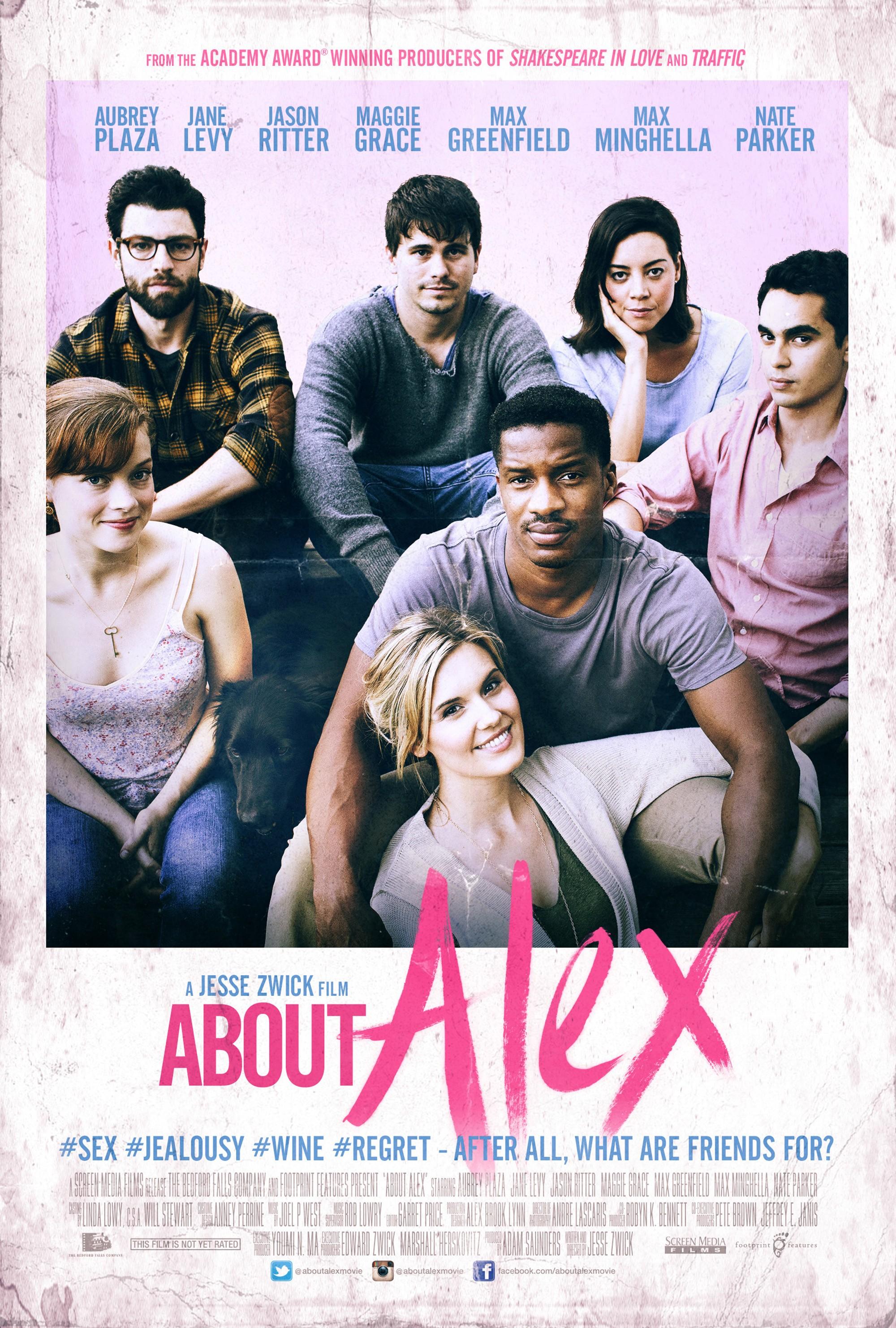 плакат фильма постер Про Алекса*