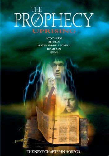 плакат фильма постер Пророчество 4: Восстание