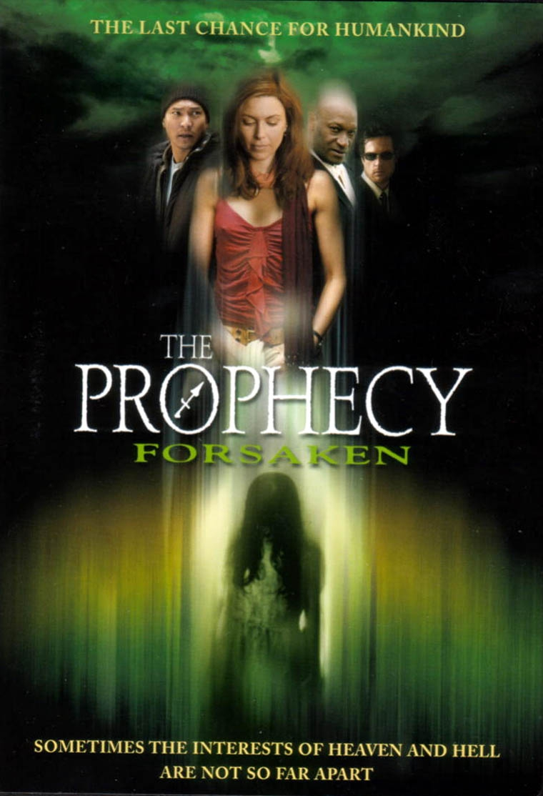 плакат фильма постер Пророчество 5: Покинутые