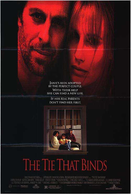 плакат фильма постер Неразрывная связь*