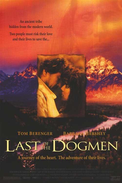 плакат фильма постер Последний из племени людей-псов