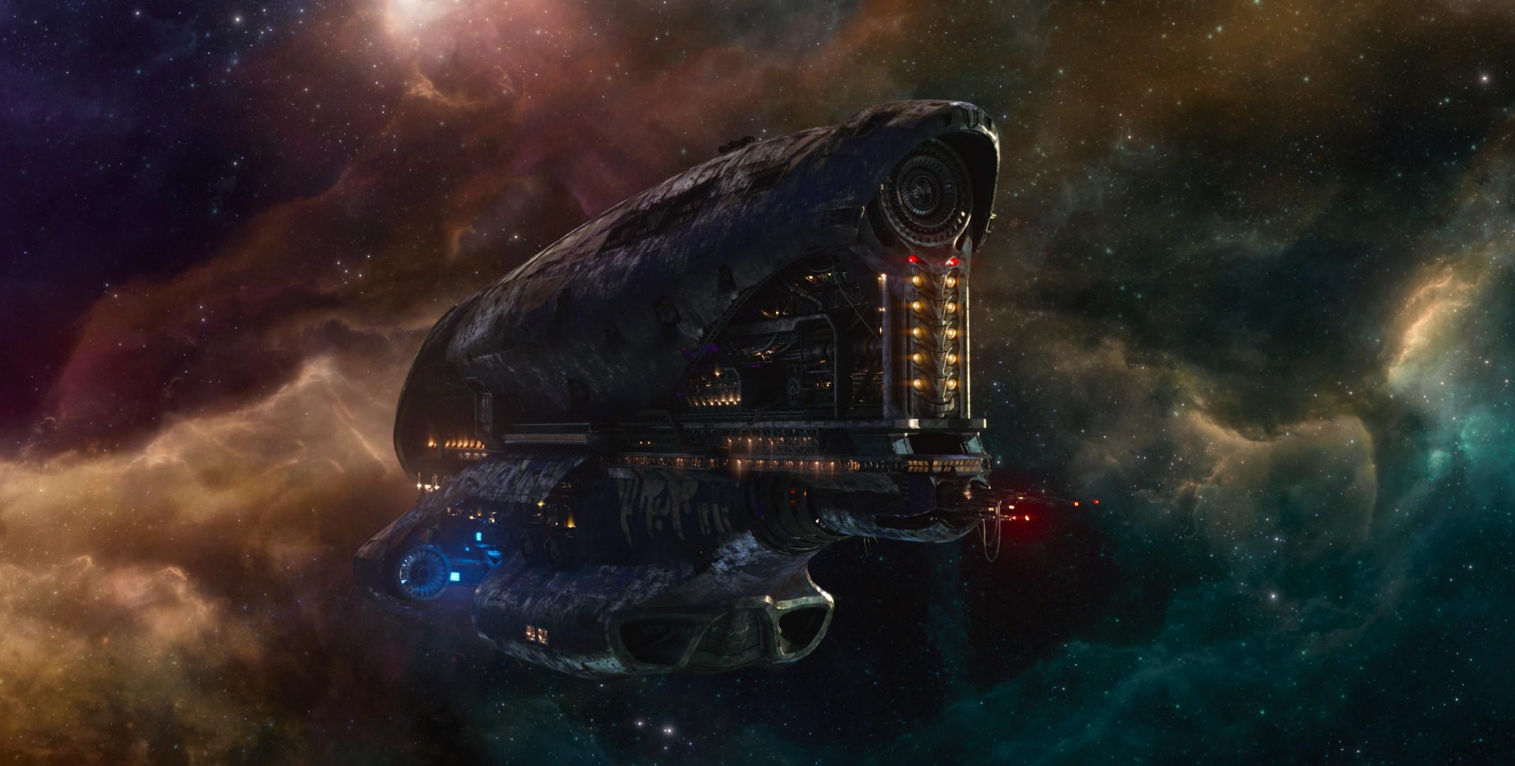 кадры из фильма Стражи Галактики