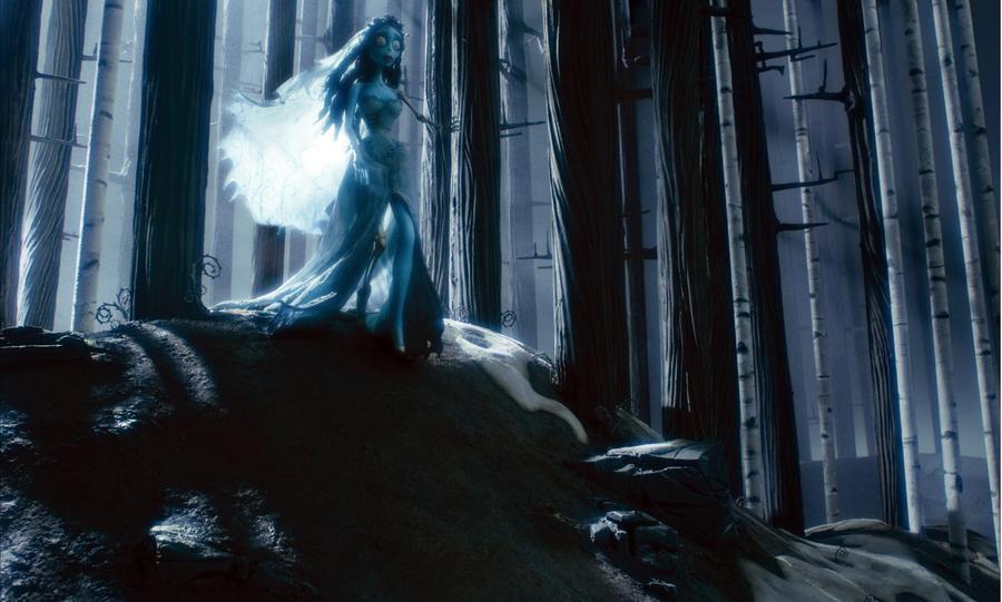 кадры из фильма Труп невесты