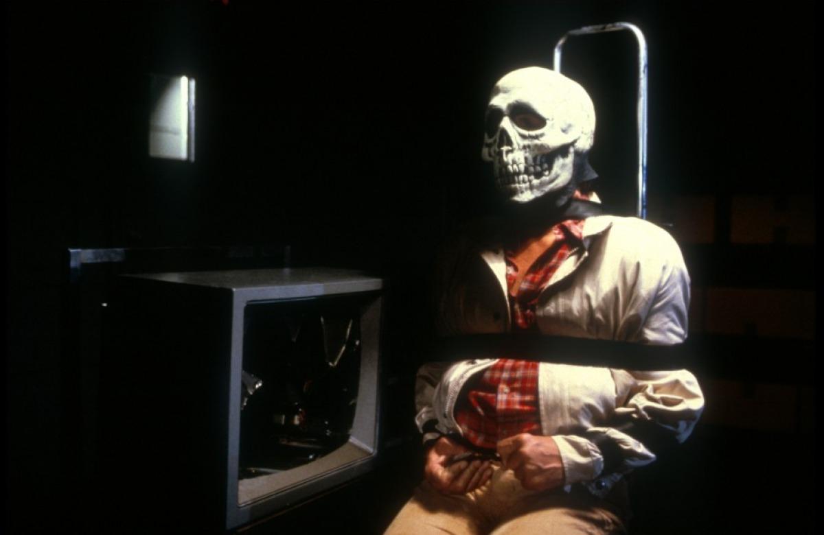 кадры из фильма Хэллоуин 3: Сезон ведьм* Том Эткинс,