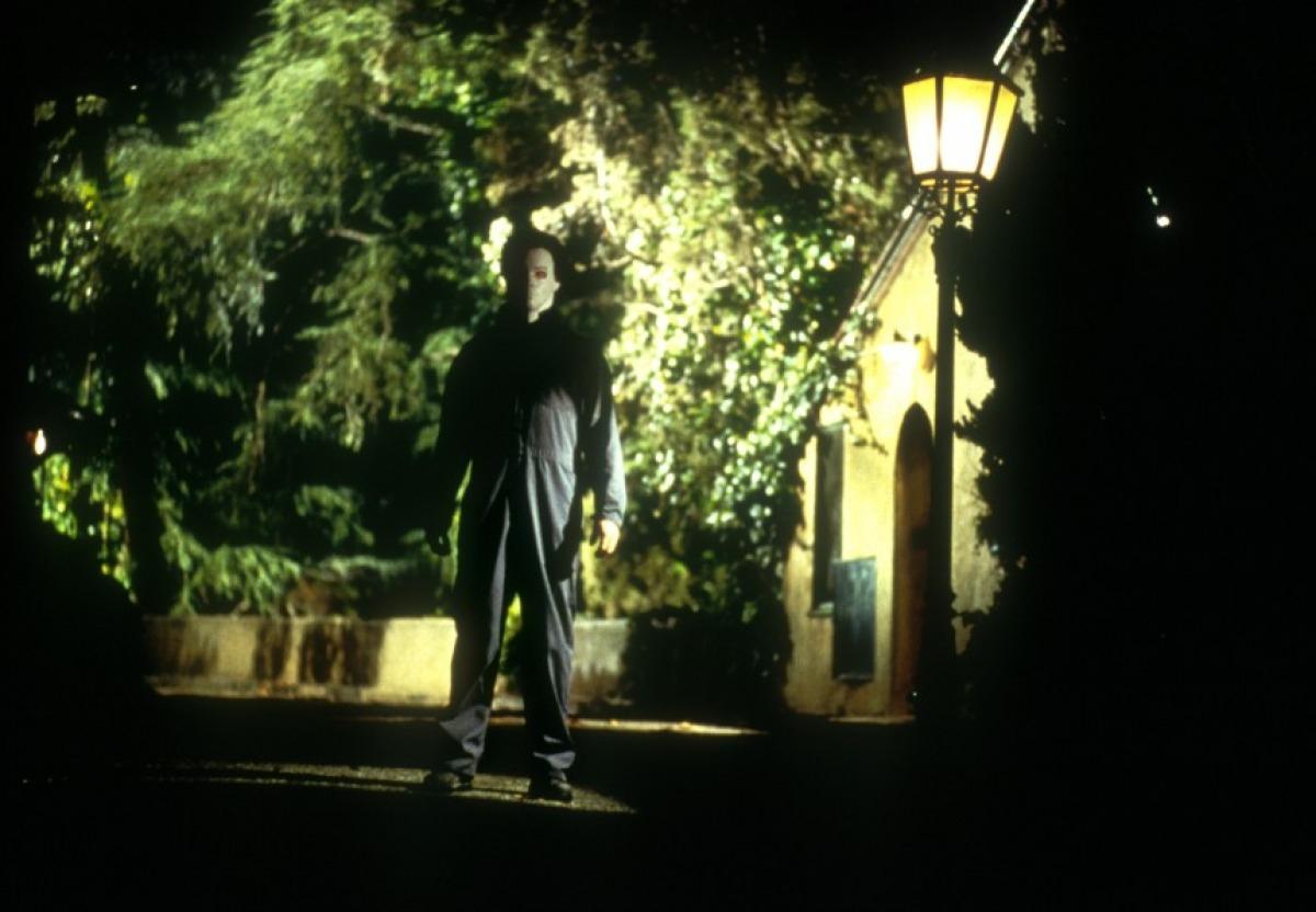 кадры из фильма Хэллоуин: Двадцать лет спустя