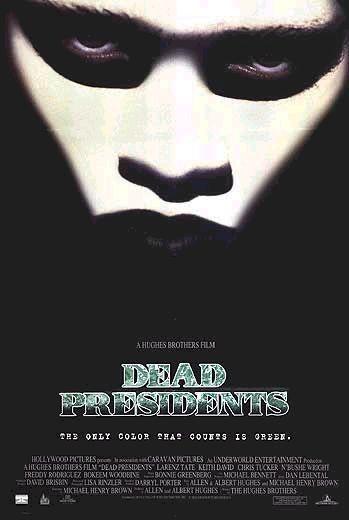 плакат фильма постер Мертвые президенты