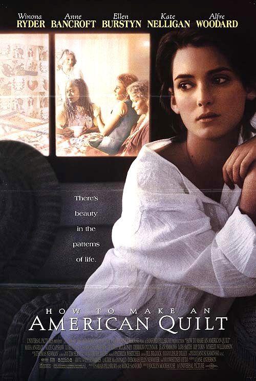 плакат фильма постер Лоскутное одеяло
