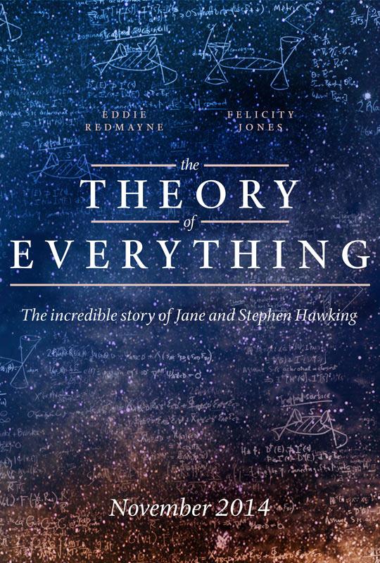 плакат фильма постер Вселенная Стивена Хокинга