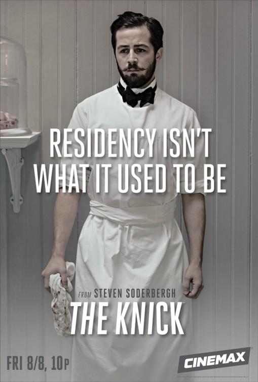 плакат фильма характер-постер Больница Никербокер
