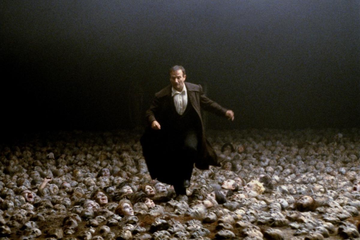 кадры из фильма Куда приводят мечты Робин Уильямс,