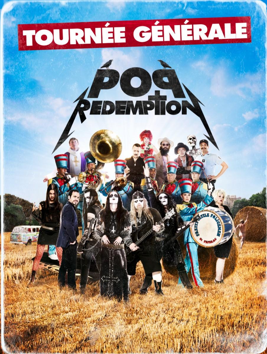 плакат фильма постер Добро пожаловать в ПОП