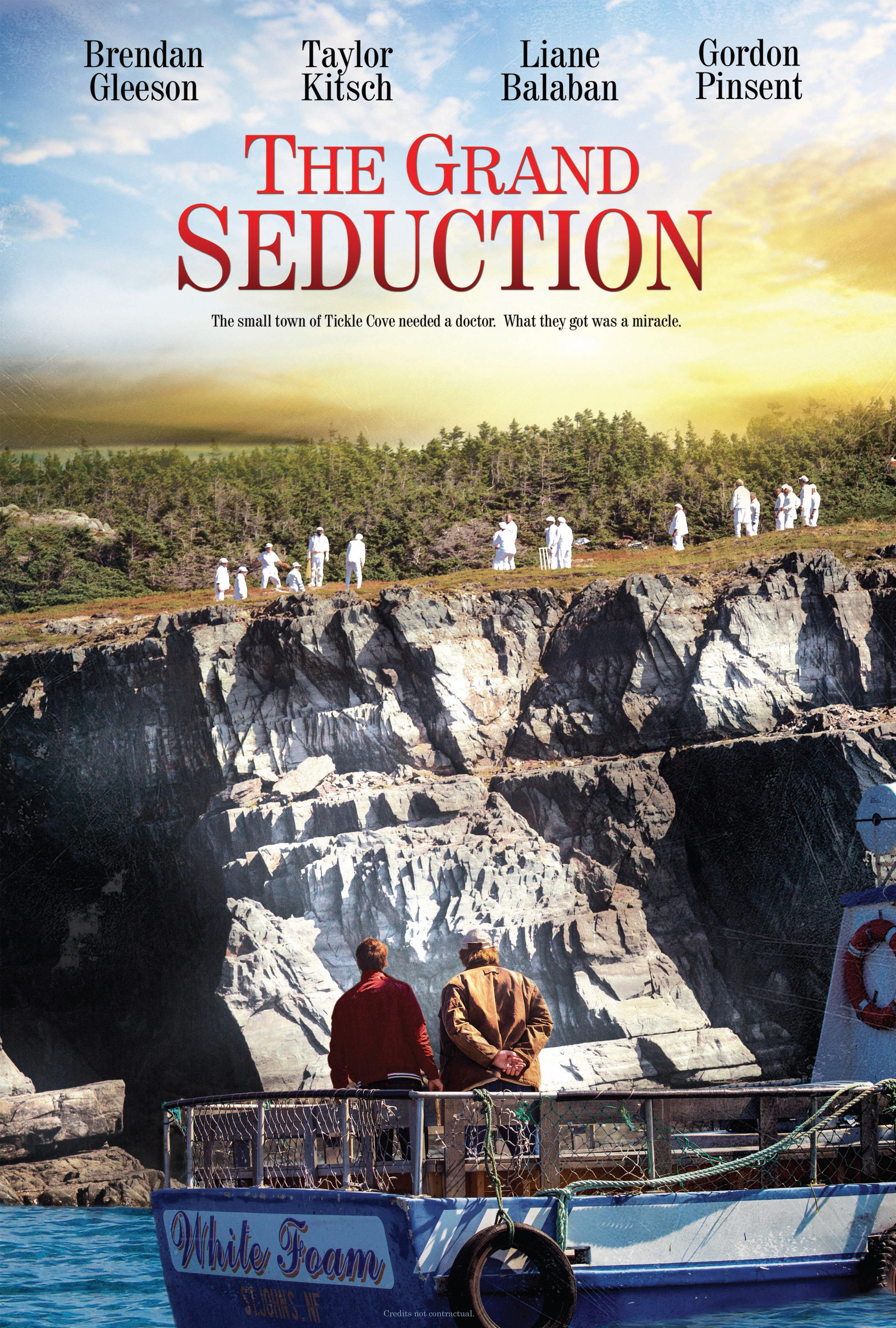 плакат фильма постер Большая афера